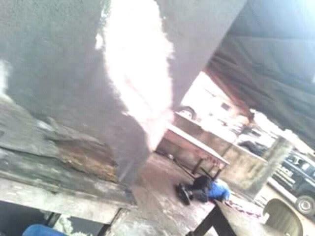 [PHOTO NEWS] Gunmen Attack Assemblies of God Church in Onitsha, Anambra State