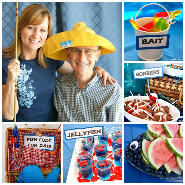 8 Great Father's Day Party Ideas