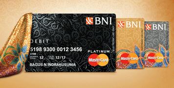 Berbagai Kemudahan Kartu Debit BNI