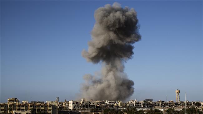 Libya's Derna bombarded again: Witnesses