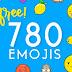 780 Free Emojis