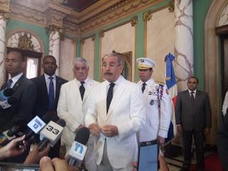 Danilo atribuye alto nivel delincuencia a deportados de EEUU