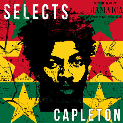 Capleton - Capleton Selects Dancehall  - Album Download, Itunes Cover, Official Cover, Album CD Cover