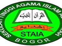 PENDAFTARAN MAHASISWA BARU (STAIA BOGOR) 2021-2022
