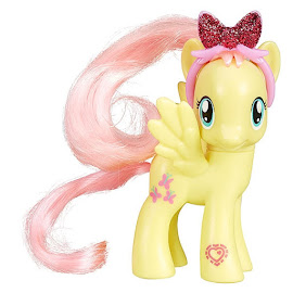 My Little Pony Hairbow Singles Fluttershy Brushable Pony
