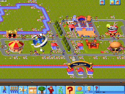 Videojuego Theme Park