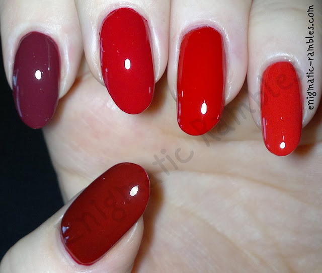 red-skittle-nails-nail-art-leighton-denny-barry-m-elf-opi