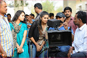 Marala Telupana Priya Working Stills-thumbnail-5