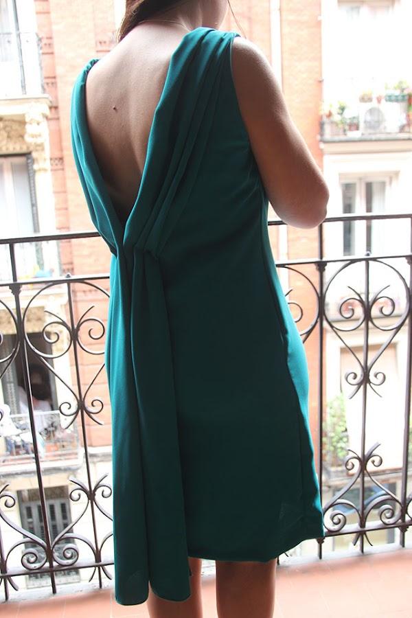 DIY Tutorial y patrones de vestido para boda para mujer. Blog de costura