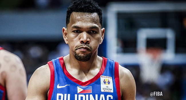 Jayson Castro may not play in the 2019 FIBA World Cup