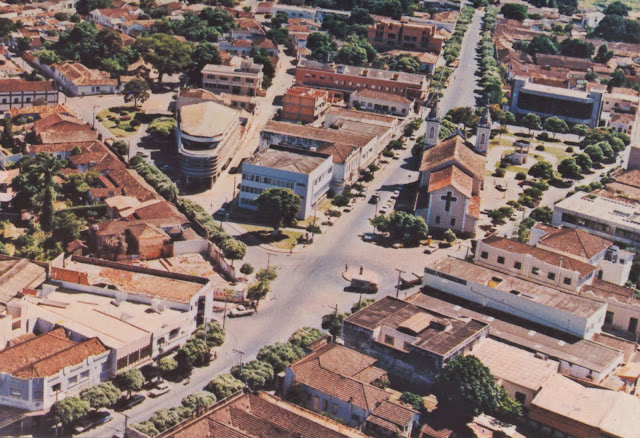 Cidade Curvelo MG