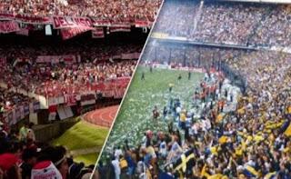 مقابلة الرعب: 90 حكما يرفضون إدارة مباراة كرم قدم في الارجنتين