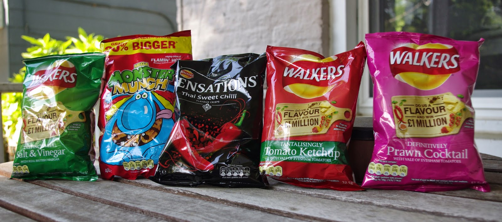 The Life of an Anglo-American: British Crisps... Adding a ...