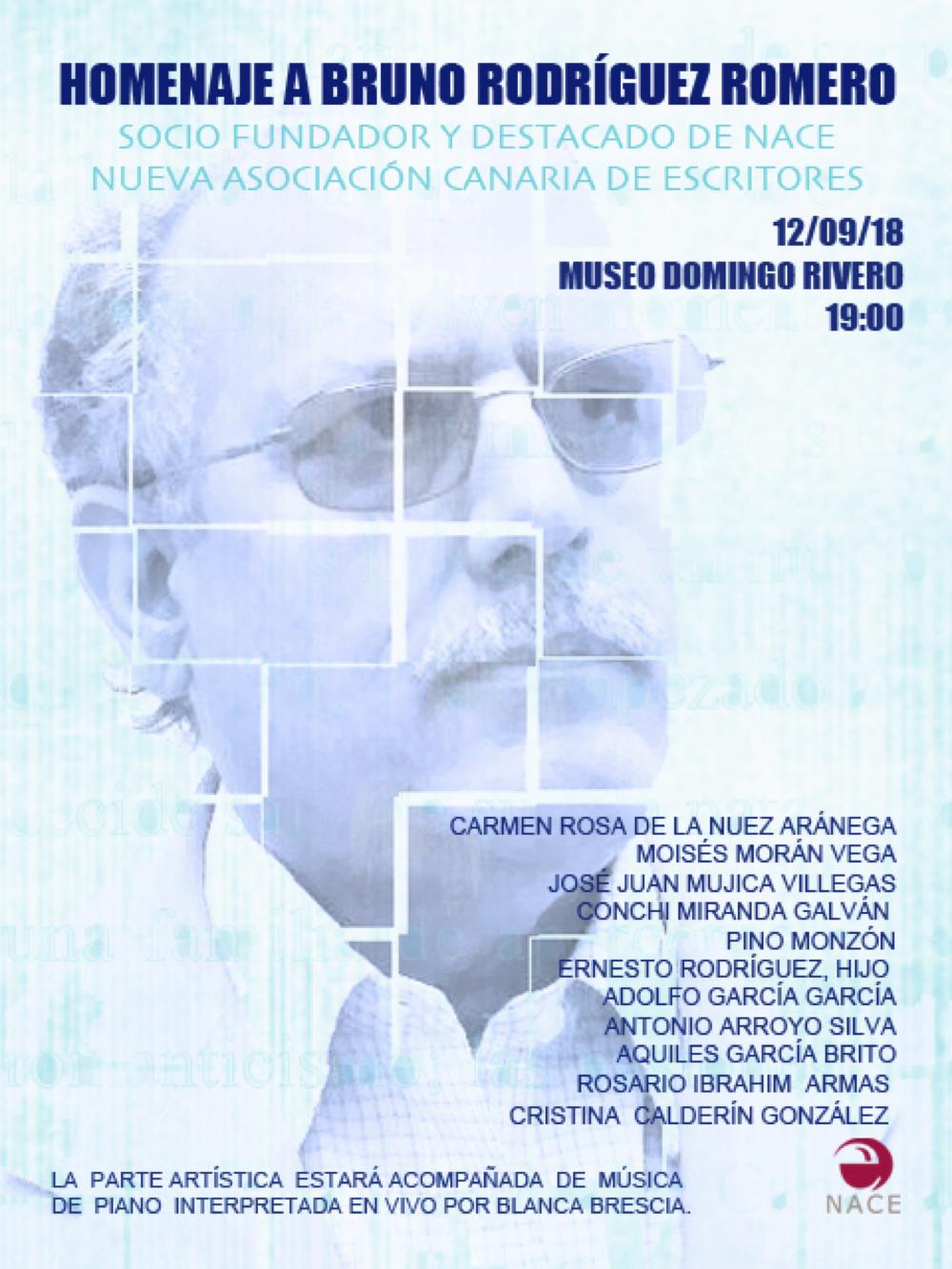NACE Nueva Asociación Canaria de Escritores