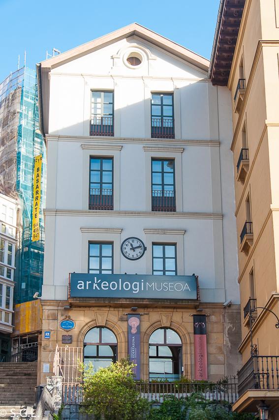 Museo arqueologico. Bilbao por una bilbaina. Los museos