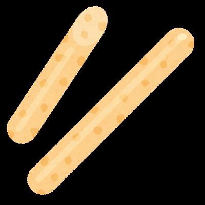 チーズかまぼこのイラスト
