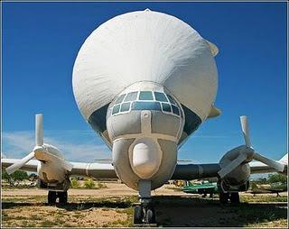 Aeronaves muy inusuales