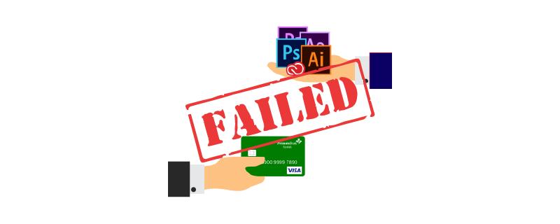 VISA Bank Permata Sudah Tidak Bisa Untuk Subscribe Adobe Lagi!