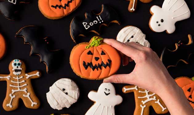 Buffet Halloween O que servir