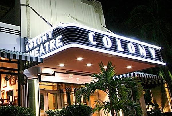 Teatros em Miami