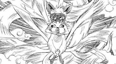 Naruto Pilot Manga