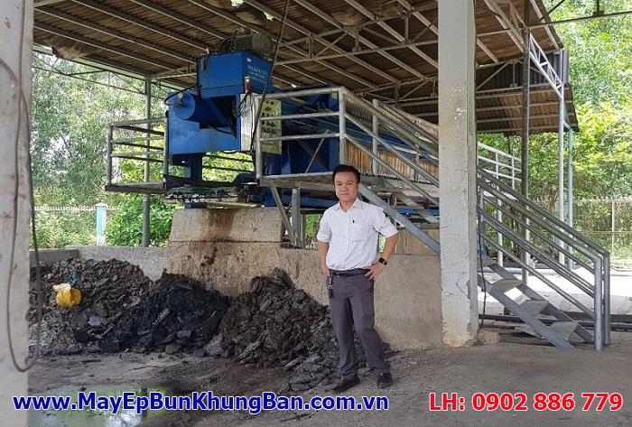 Hiệu quả dài lâu khi áp dụng máy ép bùn khung bản Vĩnh Phát là thành công của chúng tôi