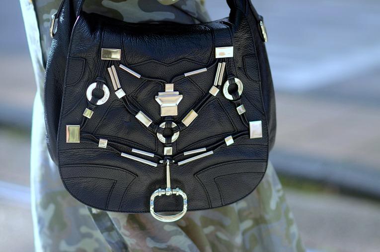Gucci Techno Horsebit Bag