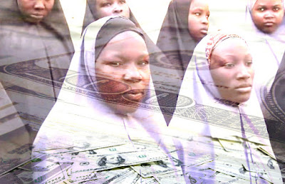 Boko Haram freed Chibok girls were tools for making money in the USA.