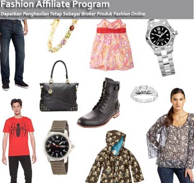 affiliasi baju, fashion affiliate program