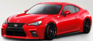 2017 Scion FRS Redesign