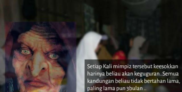 Alami Keguguran 5 Kali, Setelah Diobati Secara Islami Ternyata Wanita Ini..