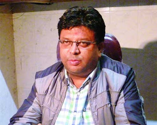 Roshan Giri, the general secretary of the Morcha