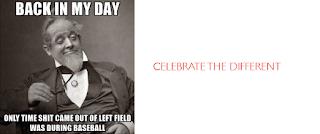 Celebrate the Different