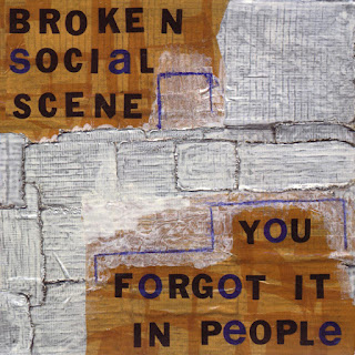 Broken Social Scene, You Forgot It in People