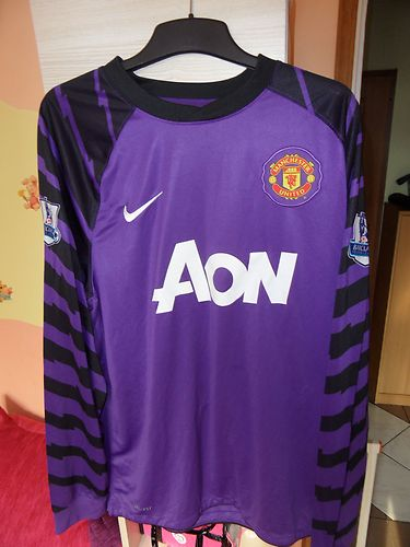 on sale 50038 b5fd8 Kit Collection - My Soccer Jersey Collection: Manchester ...