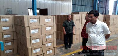Temuan Gudang Milik PT IEV Indonesia Produk Tanpa SNI, DPRD Batam Merasa Dibohongi Bea Cukai