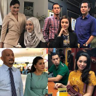 Mawar Murni, drama selepas bahagia bukan bidaan