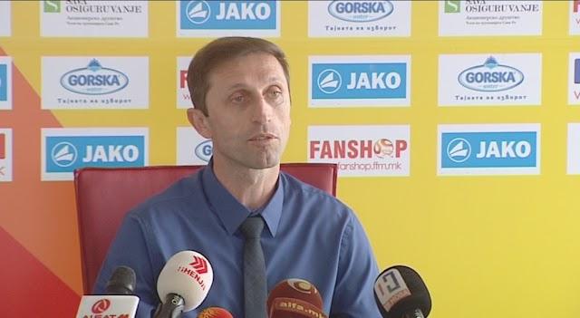 Mazedoniens U21 Trainer Milevski bleibt zwei weitere Jahre