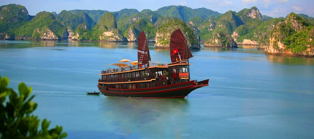 3 experience not to be missed when traveling Halong Ba 3