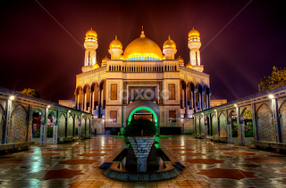 Negara Kepulauan di ASIA Tenggara: Brunei Darussalam