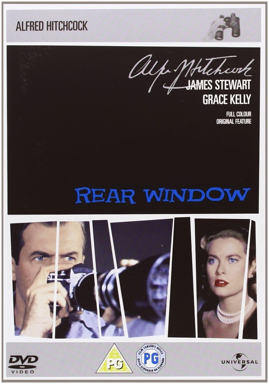 alfred hitchcock and rear window The first time i watched rear window, i was 14 or 15 and living in a remote part of ireland there was a mile and several hills between us and our nearest neighbours, so the concept of looking out.