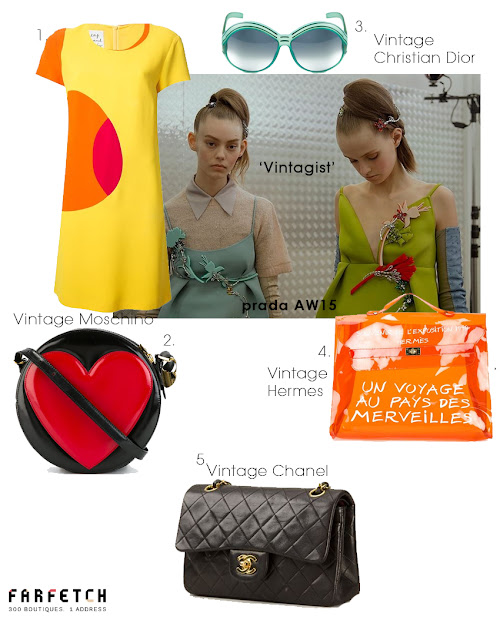 Farfetch Vintage Luxury Designer Wishlist