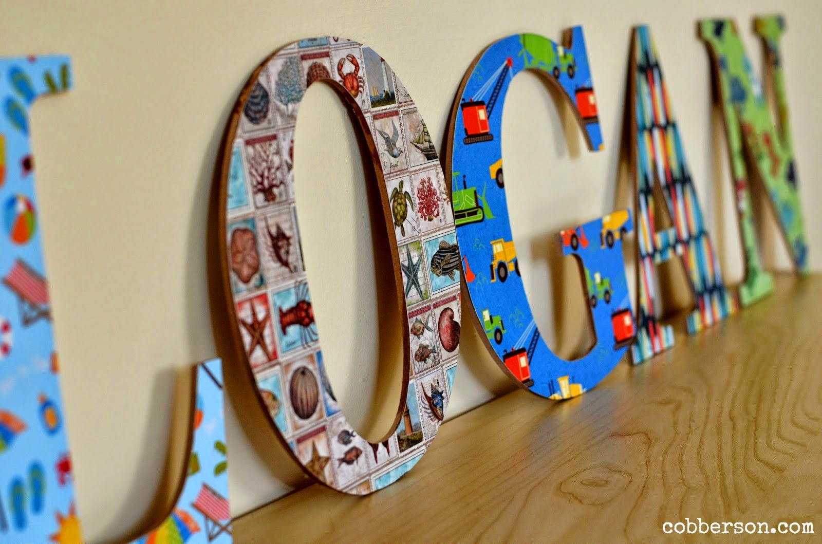 mod podge pictures on wood letters diy mod podge personalized wood letters cobberson co 23676