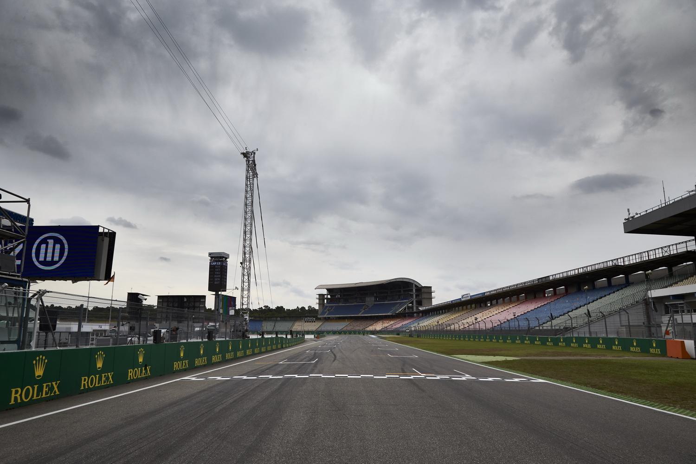 F1 - 2016 NÉMET NAGYDÍJ: A RAJTSORREND