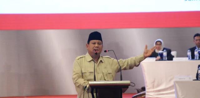 Kemenangan Prabowo Adalah Satu-satunya Jalan Untuk Indonesia Merdeka