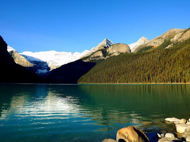 lago louise canada