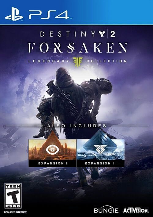 Destiny 2 Forsaken - Legendary Collection PS4 (EU) - DLC