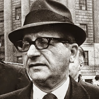 "Sam Giancana had many nicknames—including ""Momo,"" ""Mooney"" -- and started his life of crime quite early in life as part of a street gang."