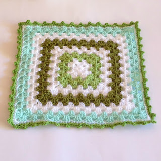 granny square baby blankets
