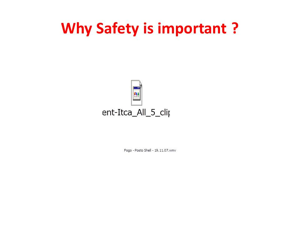 Chemical Process Plant Safety: PPT on Safety in Hazardous